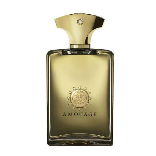 Amouage, Gold, Eau de Parfum da uomo, 50 ml