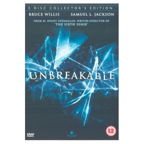 Unbreakable [2000 Eng DVDrip]