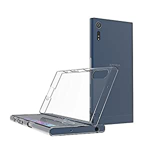 CarryWrap Transparent back cover for Sony Xperia XZ