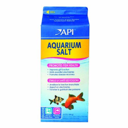 Imagen de API acuario sal, 65 onzas