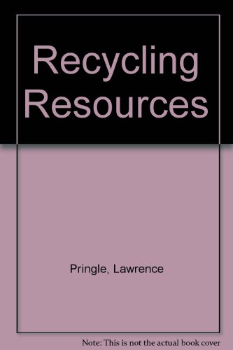 Recycling Resources PDF