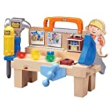 Bob The Builder Can We Build It Activity Tool Bench