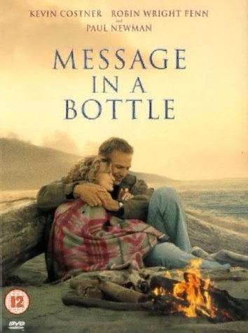 Message In A Bottle [DVD] [1999]