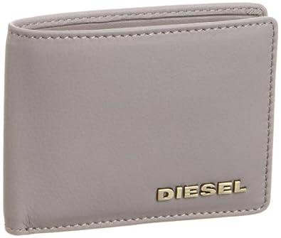 Diesel jem wallets neela xs porte monnaie homme marron marron 7x11x1cm - Porte monnaie homme diesel ...