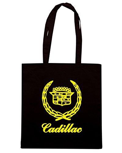 cotton-island-borsa-shopping-fun0390-817-cadillac-logo-99034-taglia-capacita-10-litri