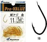 ハヤブサ(Hayabusa) プロバリュー 新アジ金 B20159-10