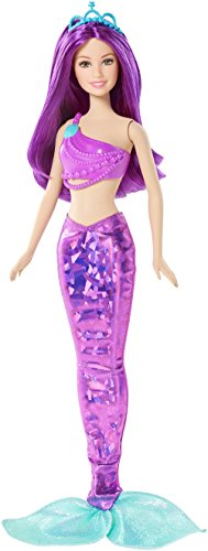 Barbie Fairytale Mermaid Teresa Doll - 1