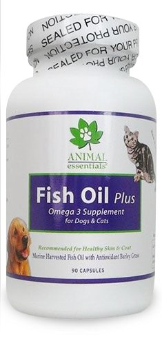 Grocery supplement for Fish oil capsules for dogs
