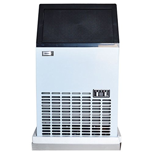 Commercial Undercounter 150lbs ICE MACHINE MAKER 220-240V Wooden Box Package (Commercial Ice Box compare prices)