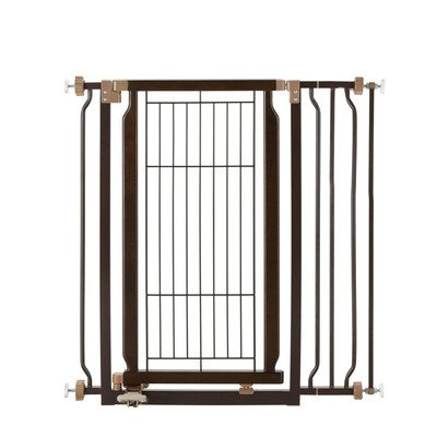 Richell Hands-Free Pet Gate - 1
