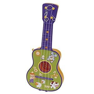 Reig 36 x 15 x 4cm 4-String Guitar
