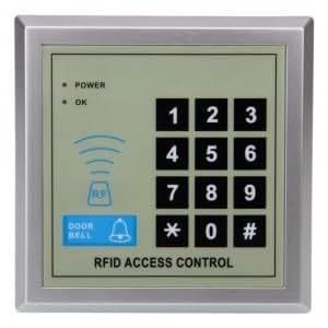 2000C Single Door Proximity Entry Lock Keypad Access Control System