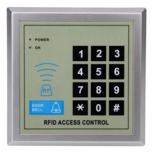 2000C Single Door Proximity Entry Lock Keypad Access Control System
