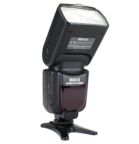 Meike Mk950Ii Ttl Flash Speedlite For Canon Eos 600D 650D 430Ex 580Ex 7D 5D 50D