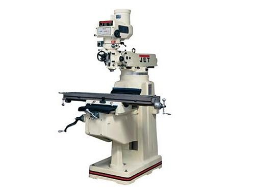 Jet-690158-JTM-1050-230460-Volt-3-Phase-Variable-Speed-Vertical-Milling-Machine-with-Acu-Rite-200M-3-Axis-Knee-Digital-Read-Out-and-Powerfeed-X-Axis