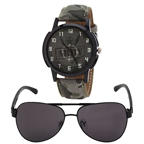 Relish Analog Round Casual Wear Watches For Men - B01A56YJSW