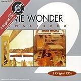 echange, troc Stevie Wonder - Coffret 2 CD : Fulfilingness First Finale / Innervisions  - Remastered