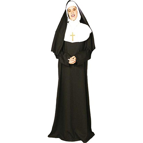 Adult Mother Superior Costume (Small 6-8)