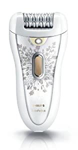Philips HP6576/00 SatinPerfect Cordless Epilator (4 Attachments)