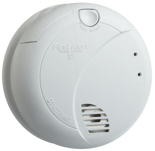 BRK Brands 7010 Hardwire Smoke Alarm  Photoel...