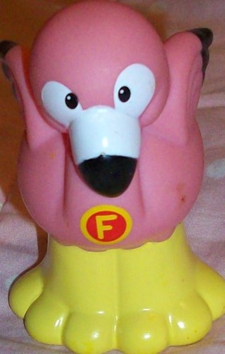 Picture of Mattel Fisher Price Little People Flamingo