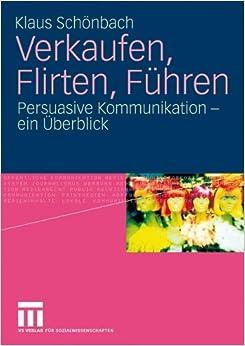 Klaus schonbach verkaufen flirten fuhren persuasive kommunikation