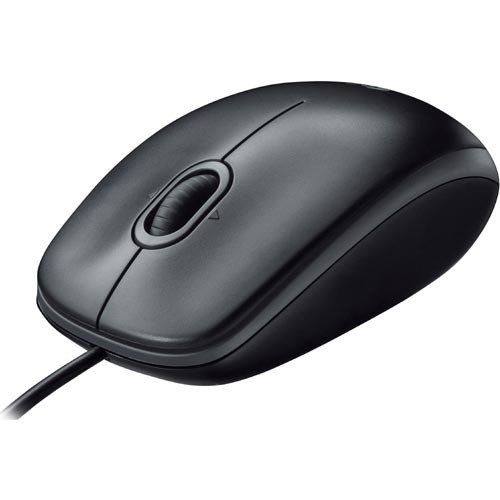 Comparer LOGITECH B110 NOIR   