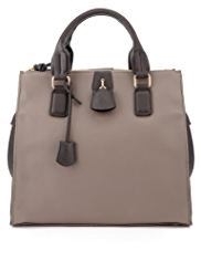 M&S Collection Padlock Tote Bag