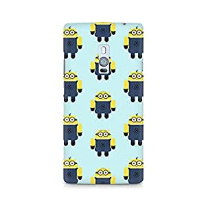 Ebby Minion Love Premium Printed Case For OnePlus Two