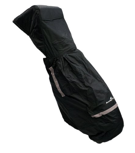 Rain Tek Golf Bag and Club Rain Protection Cover for Two, Three, Four Wheel, and Electric Carts (Golf Cart Wheels Covers compare prices)