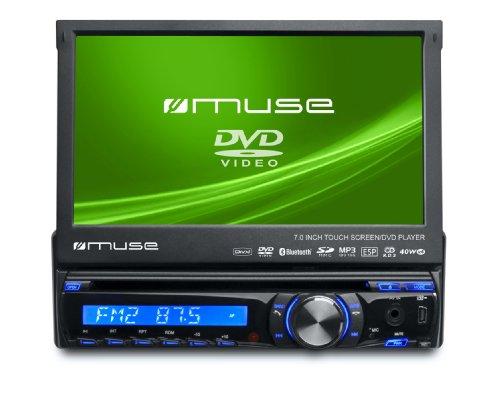 Muse M-725DR Autoradio (17,8 cm (7 Zoll) Display,
