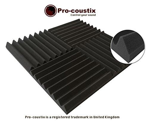 genuine-pro-coustix-ultraflex-wedge-high-quality-acoustic-foam-tiles-16-panels