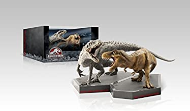 Jurassic Park Collection [Édition collector  - 2 dinosaures]