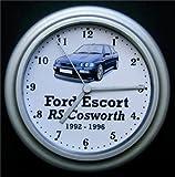 Ford Escort Cosworth Classic Car Wall Clock