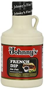 Johnny's French Dip Concentrated Au Jus Sauce, 8 oz