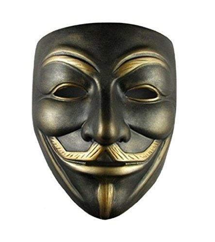Dreamy house V for Vendetta Mask The Avengers Roles Halloween Mask Mask88B