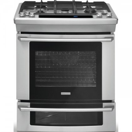 Electrolux-EW30GS75KS-Wave-Touch-30-Stainless-Steel-Gas-Slide-In-Sealed-Burner-Range-Convection