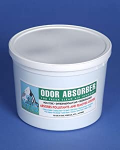 The Original Nature's Air Sponge Odor Absorber - 4 Pound Tub