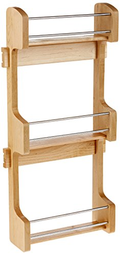 Rev-A-Shelf - 4SR-15 - Door Mount Spice Rack