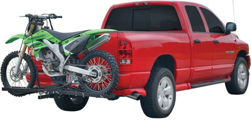Hitch Mounted MX Dirt Bike & Scooter Carrier