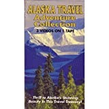 Alaska Travel Adventure Collection 3 Videos: Denali Flyers of Alaska , a History of Alaska Railroad , the Alaska Highway