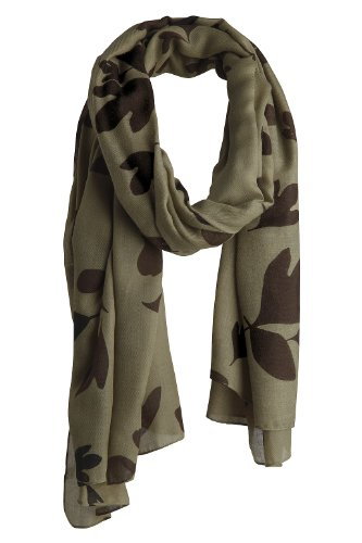 ESPRIT A15241 Women's Scarf Moore Green One Size