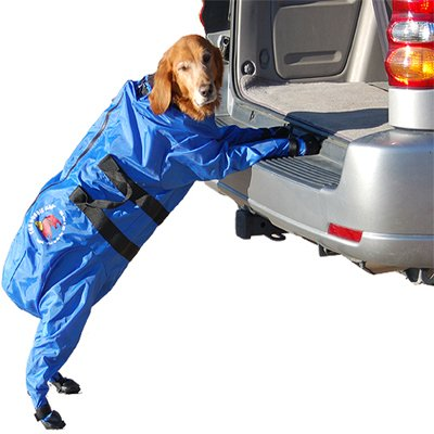 Doggie Raincoat And Shed Protector Comfortable Dog