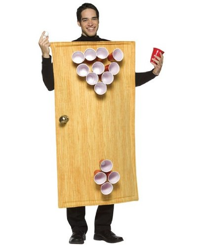 Beer Pong Costume - Adult Costume