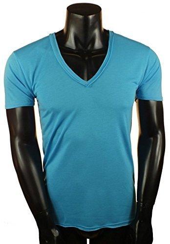 Eleven Paris -  T-shirt - Maniche corte - Uomo blu XX-Large