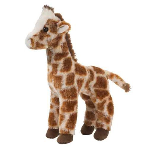 "Ginger Giraffe 9.5"" by Douglas Cuddle Toys"
