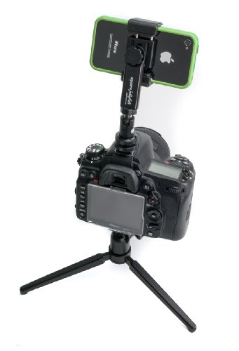 Square Jellyfish Smartphone Spring Tripod Mount (Pocket Tripod not Included)