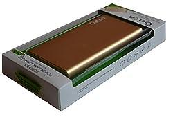 Get On GO100 10000 mAh Portable Power Bank - Polymer Power Bank