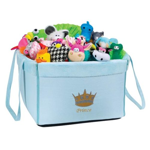 Dog Toy Box for your Royal Pet – Blue