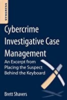 Cybercrime Investigative Case Management Front Cover